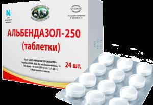 Таблетки от аскарид для человека: список препаратов