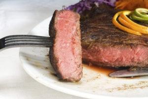 Мясо с финнами свиного цепня