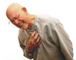 Боль в сердце от глистов