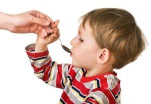Суспензия Пирантел для детей приятна на вкус